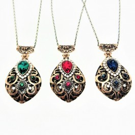 Antique necklaces (244)