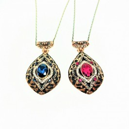 Antique necklaces (245)