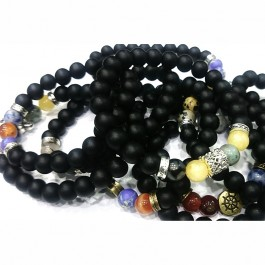 Bracelets Made of Natural Stone (005)
