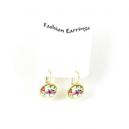 Glass Earrings (405)