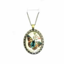 Glass Necklace (223)