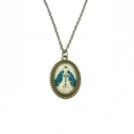 Glass Necklace (228)