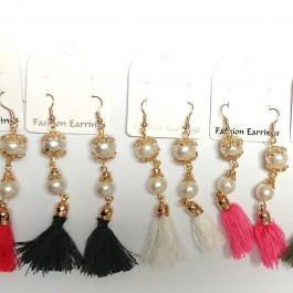 Pearl Earrings (414)