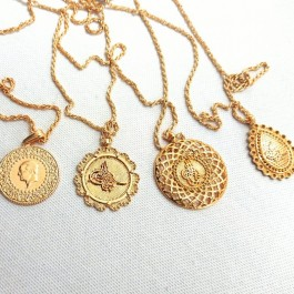 Ottoman necklaces (215)
