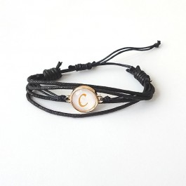 Types of Bracelets with Letter (057)