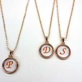 Letter Necklaces (214)